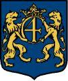 herb miasta Kristianstad (Szwecja)
