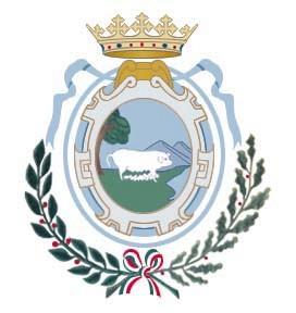 herb miasta Albano Laziale (Włochy)