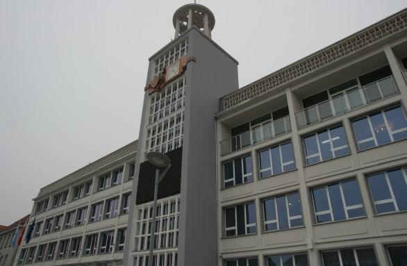 Koszaliński ratusz