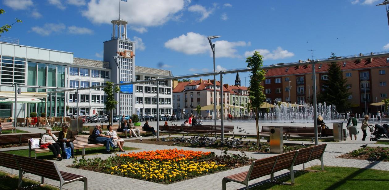Koszalin w 10. najlepszych miast
