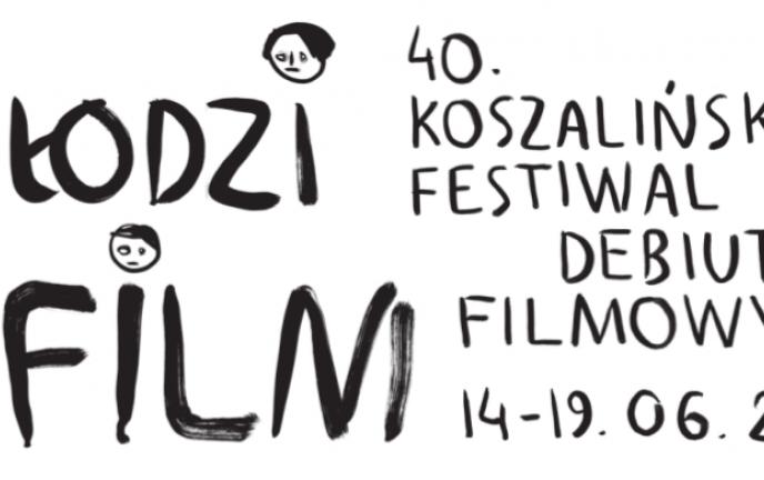 """Plakat festiwalu """"Młodzi i Film"""""""