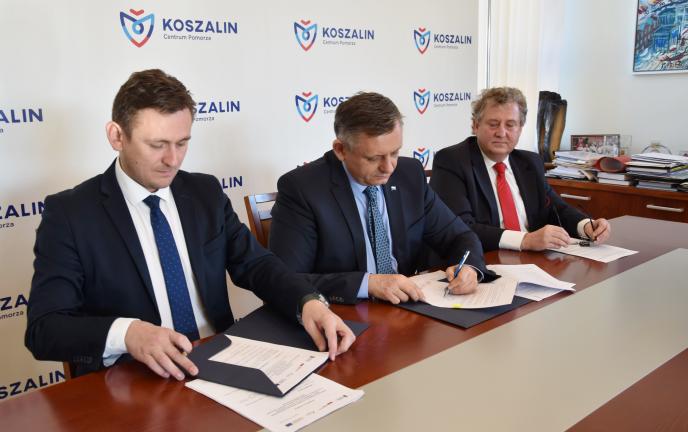 Ponad 7 mln zł dla Koszalina