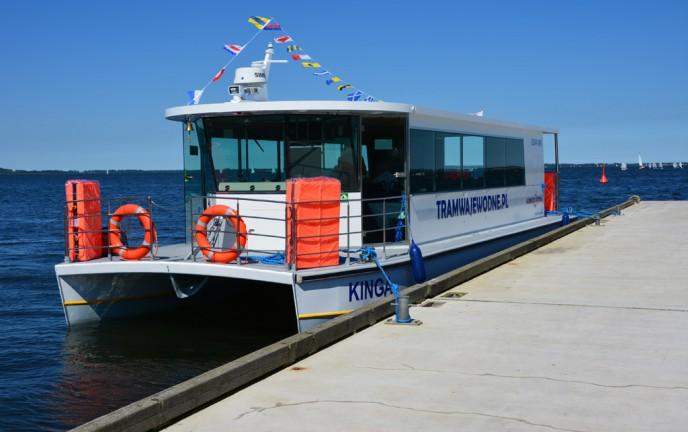 Nowy statek dla Koszalina