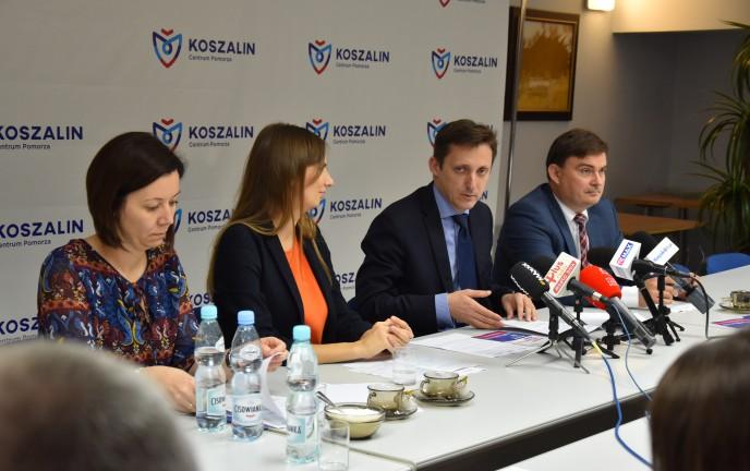 Konferencja Koszaliński Budżet Obywatelski