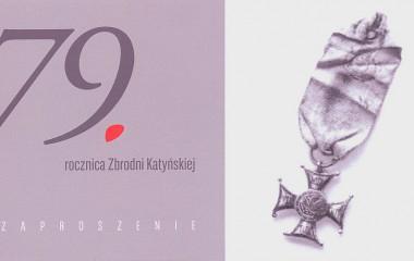 79. rocznica Zbrodni Katyńskiej