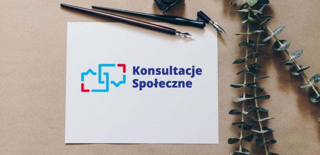 logo konsultacji społecznych