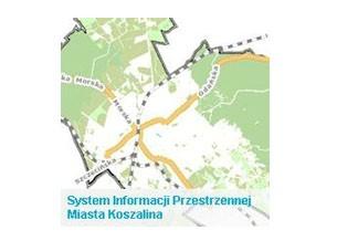 Przejdź do: System Informacji Przestrzennej Miasta Koszalina