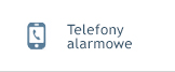 Przejdź do: Telefony alarmowe